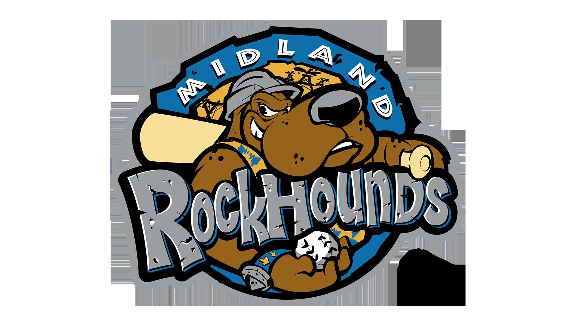 Image result for midland rockhounds logo