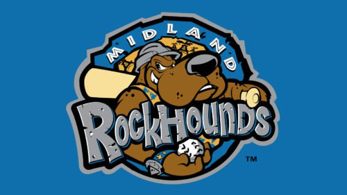 Midland RockHounds emblem