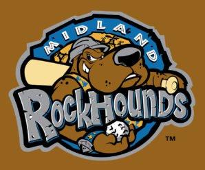 Midland RockHounds Logo
