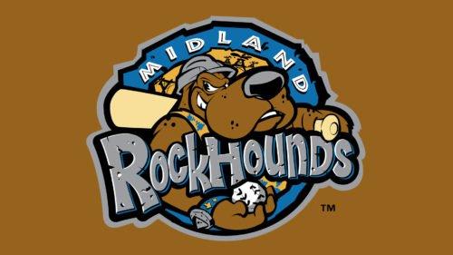 Midland RockHounds symbol
