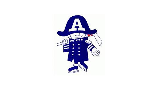 Milwaukee Admirals Logo 1977