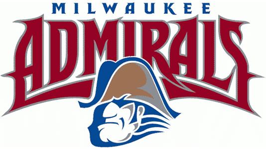 Milwaukee Admirals Logo 1997