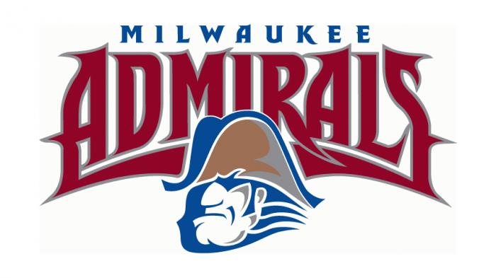 Milwaukee Admirals Logo 2001