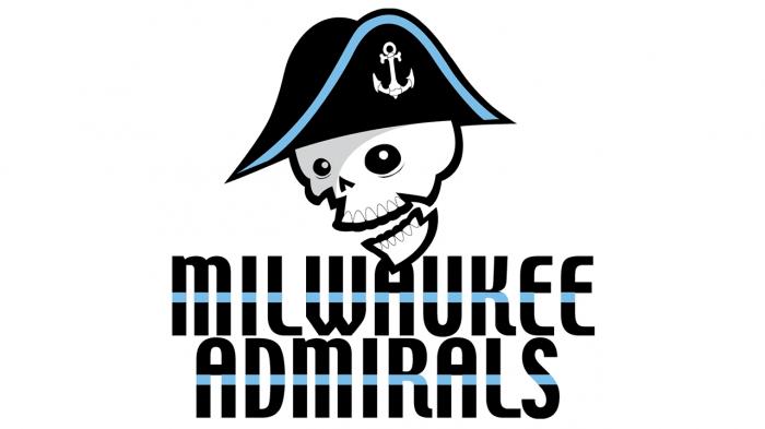Milwaukee Admirals Logo 2006