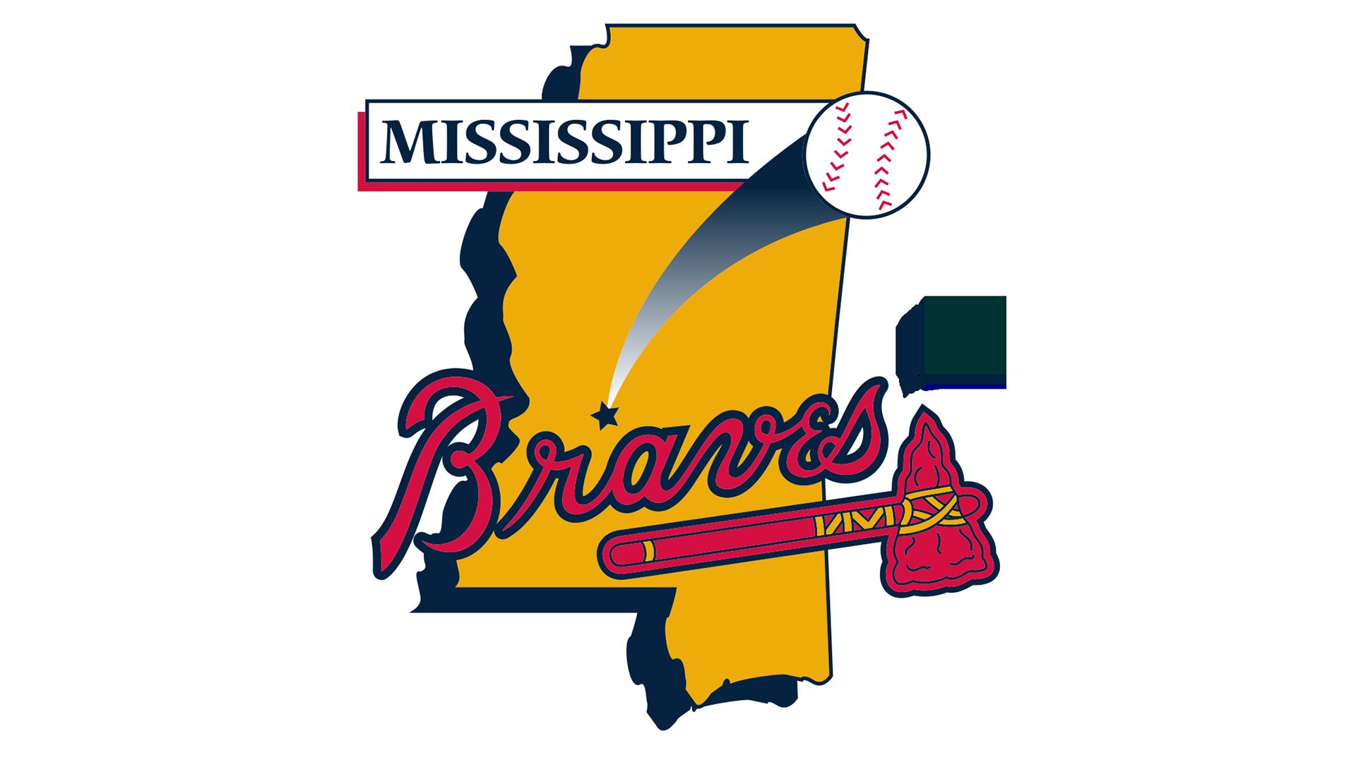 Mississippi Braves logo and symbol, meaning, history, PNGAtlanta Braves