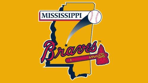 Mississippi Braves symbol