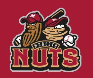 Modesto Nuts Logo