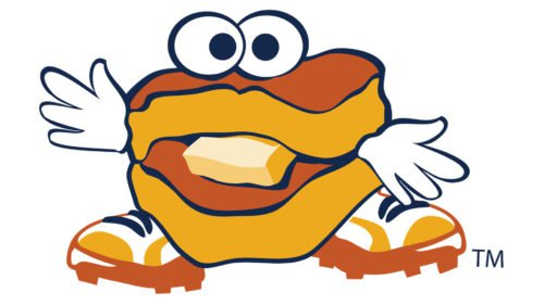 Montgomery Biscuits Logo baseball
