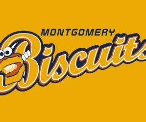 Montgomery Biscuits Logo