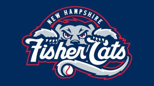 New Hampshire Fisher Cats emblem