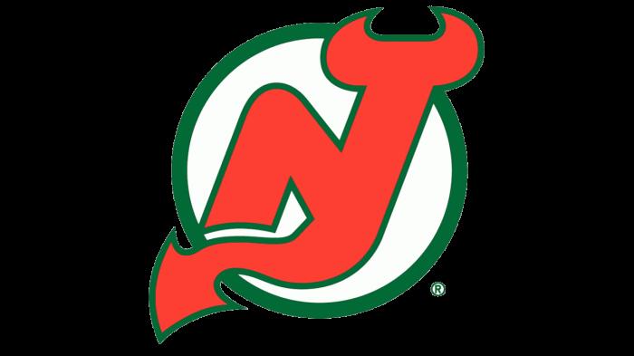 New Jersey Devils Logo 1982