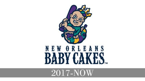 New Orleans Baby Cakes Logo history