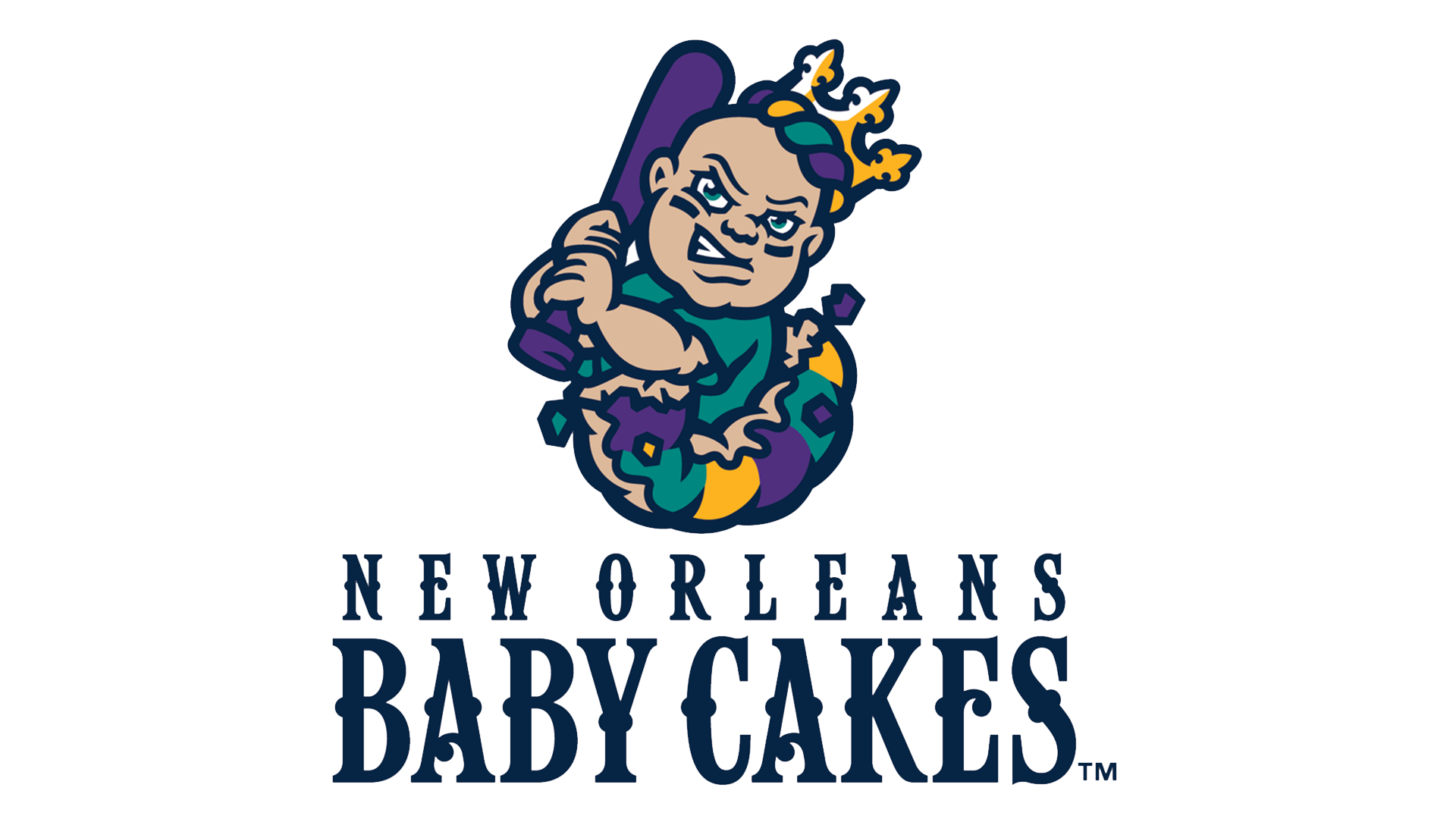 Meaning New Orleans Baby Cakes Logo And Symbol History