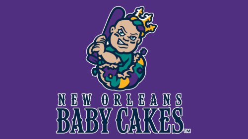 New Orleans Baby Cakes Symbol