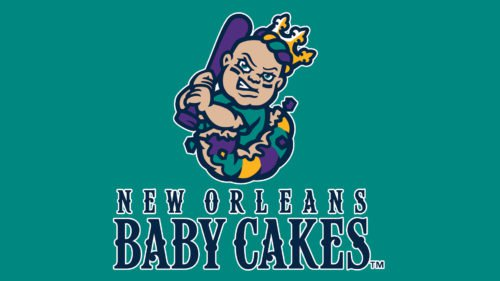 New Orleans Baby Cakes emblem