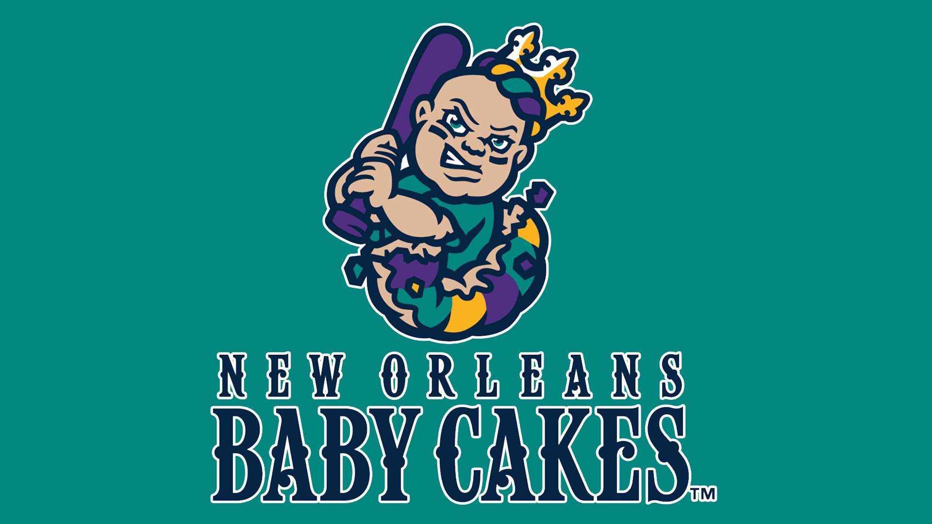 Baby Cakes Logo New Orleans