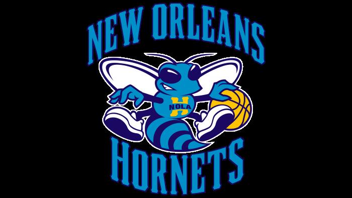 New Orleans Hornets Logo 2008