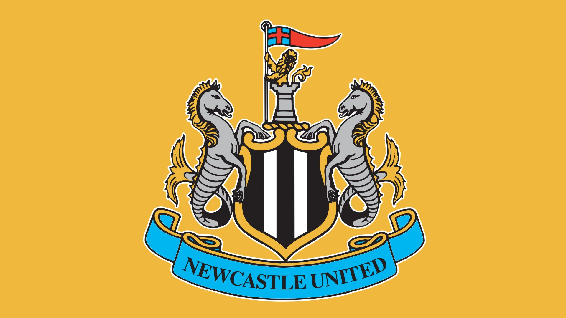 Newcastle United: Newcastle United Logo, Newcastle United Symbol, Meaning