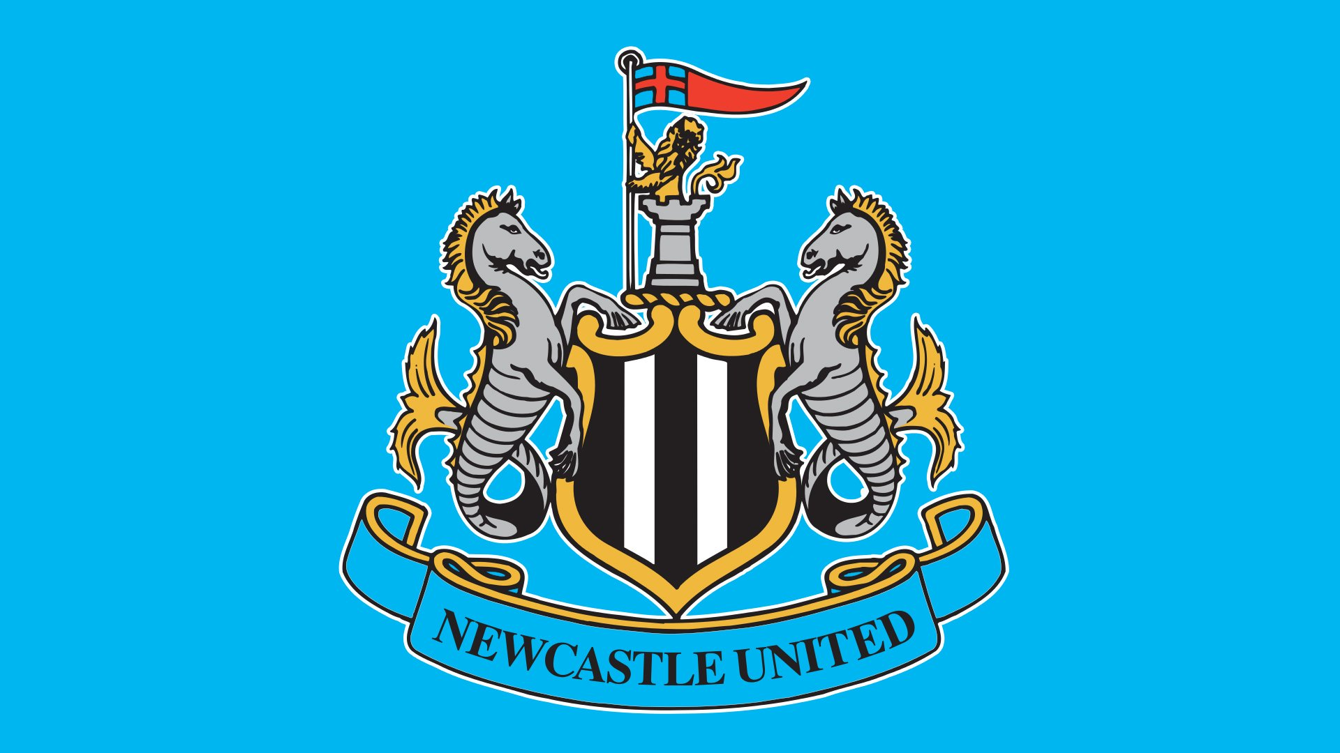 Newcastle United logo and symbol, meaning, history, PNG