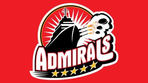 Norfolk Admirals Emblem