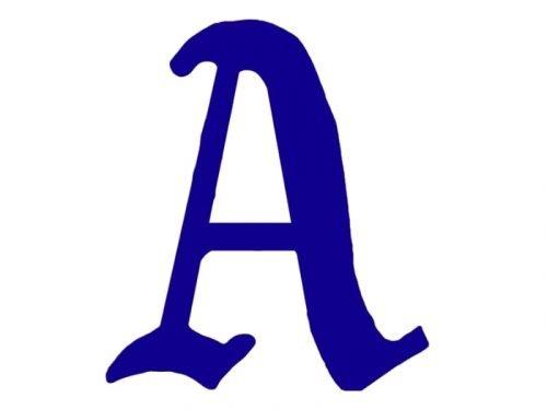 Oakland Athletics Logo 1902