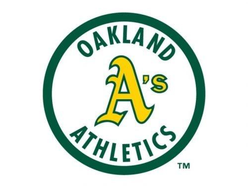 Oakland Athletics Logo 1983