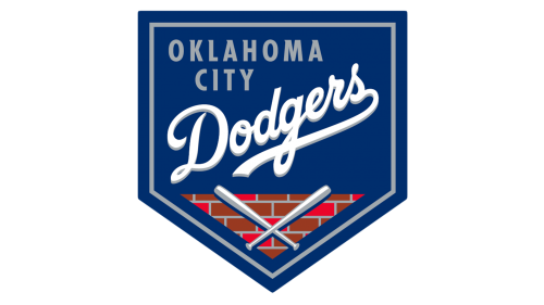 Oklahoma City Dodgers Logo