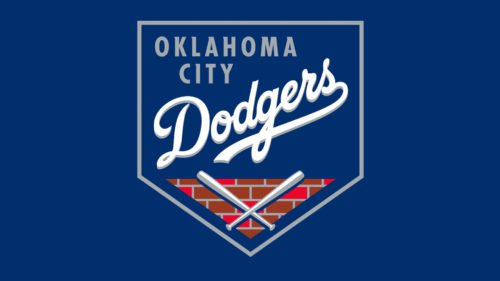 Oklahoma City Dodgers emblem