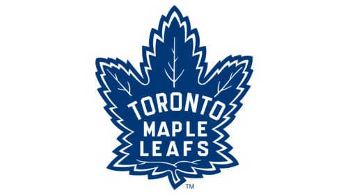 Old logo Toronto Maple Leafs
