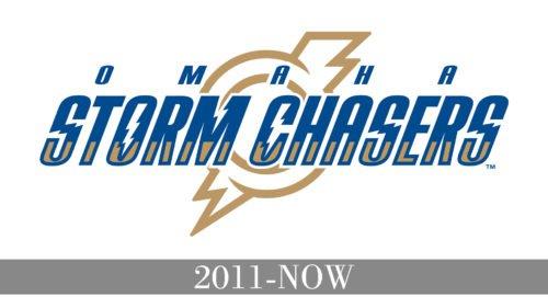 Omaha Storm Chasers Logo history