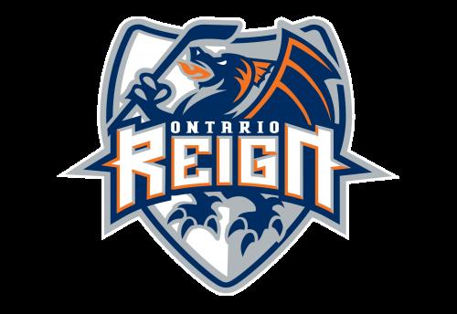 Ontario Reign Logo 2008