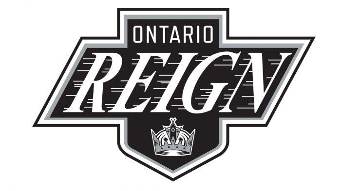 Ontario Reign logo