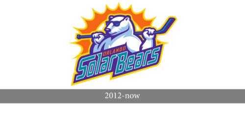 Orlando Solar Bears Logo history
