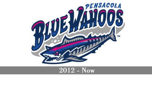 Pensacola Blue Wahoos Logo history