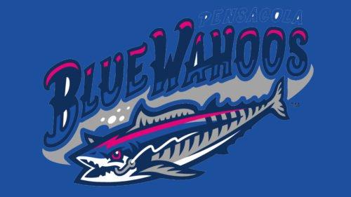 Pensacola Blue Wahoos emblem