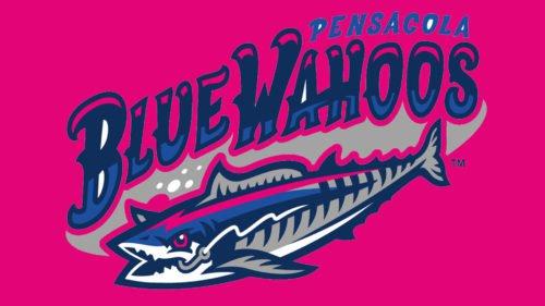Pensacola Blue Wahoos symbol
