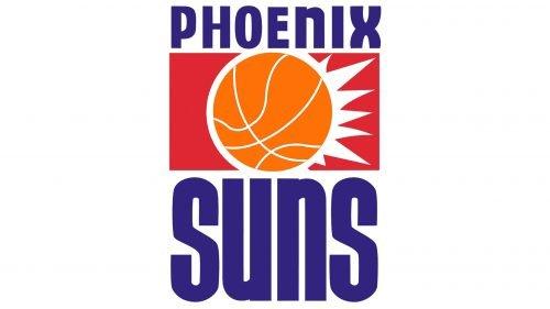 Phoenix Suns Logo 1968