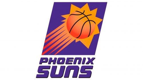 Phoenix Suns Logo 1992