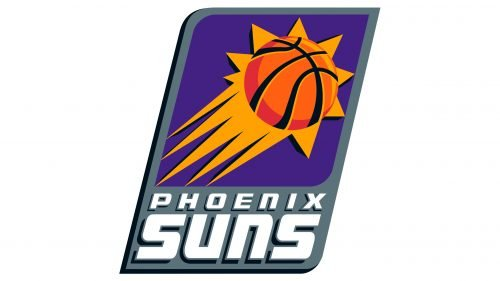 Phoenix Suns Logo 2000