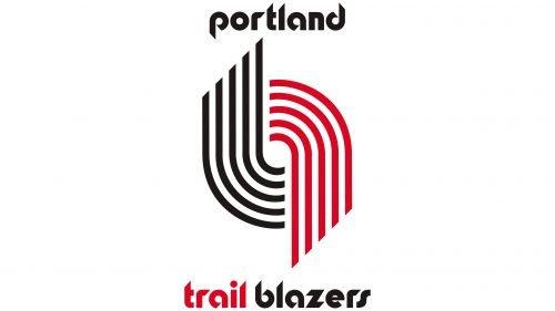 Portland Trail Blazers Logo 1970