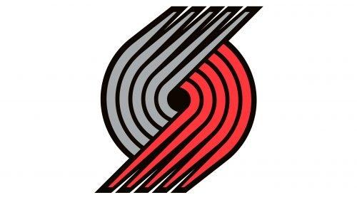 Portland Trail Blazers Logo 2002