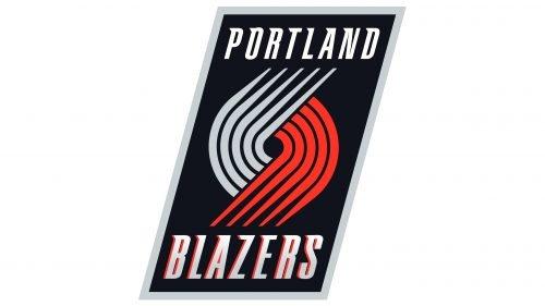 Portland Trail Blazers Logo 2003