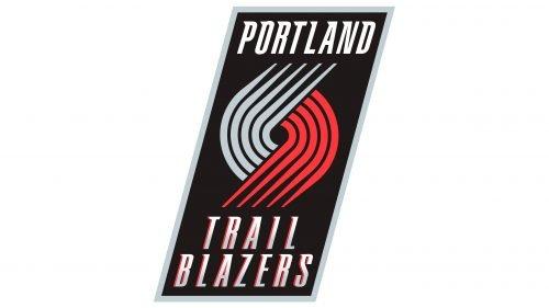 Portland Trail Blazers Logo 2004