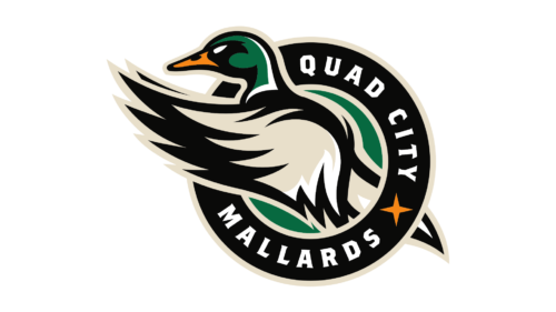 Quad City Mallards Logo