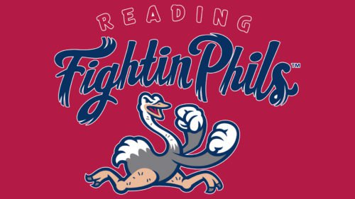 Reading Fightin Phils emblem