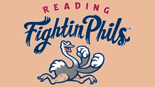 Reading Fightin Phils symbol