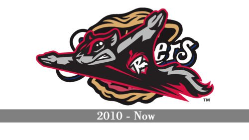 Richmond Flying Squirrels Logo history