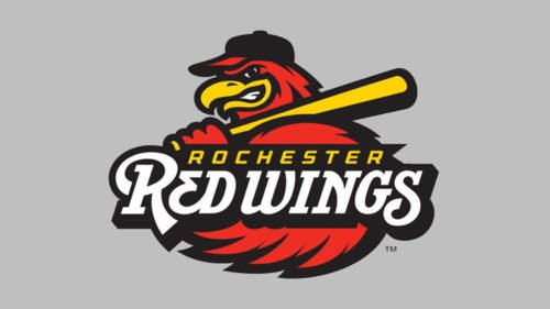 Rochester Red Wings baseball logo