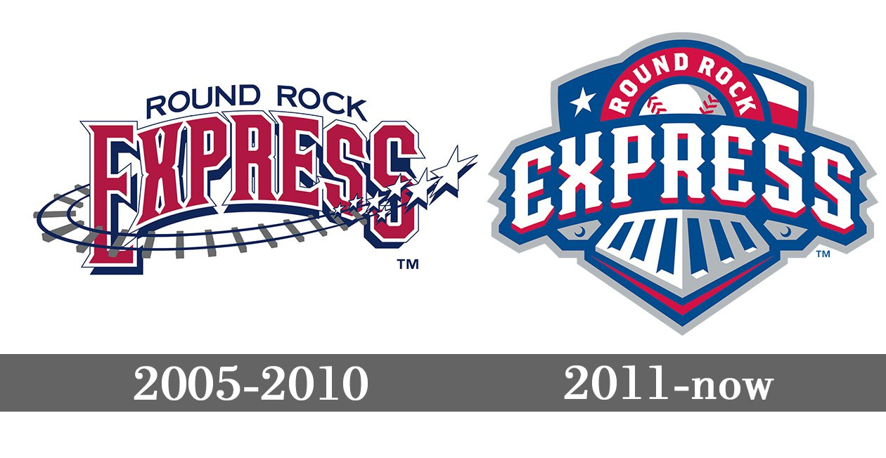 Round Rock Express Logo Symbol Meaning History And