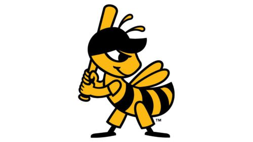 Salt Lake Bees Logo baseball